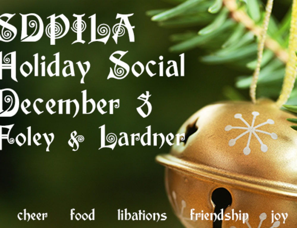 2016 Holiday Social Event