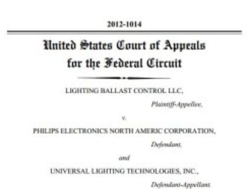 Amicus Brief: February 15, 2013