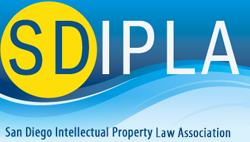 San Diego Intellectual Property Law Association Logo