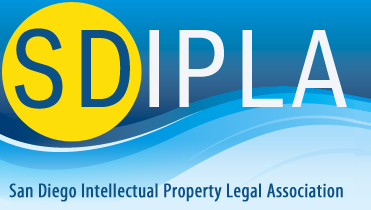 San Diego Intellectual Property Law Association Retina Logo