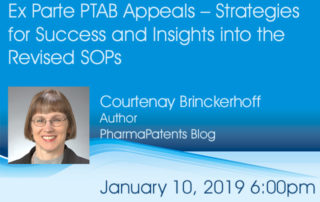 Ex Parte PTAB Appeals – Strategies for Success and Insights into the Revised SOPs