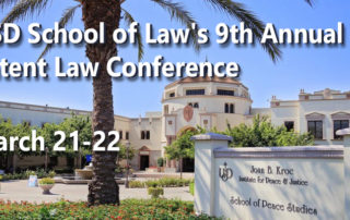 9th Annual Patent Conference San Diego