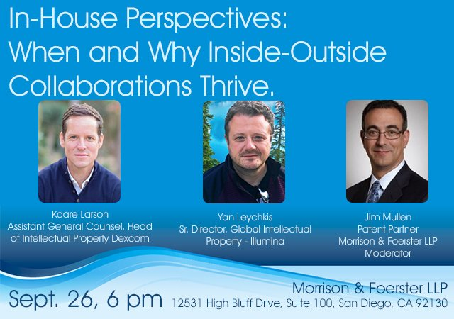 In-House Perspectives: When and Why Inside-Outside Collaborations Thrive.