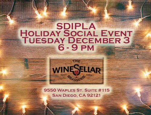 2019 SDIPLA Holiday Social Event