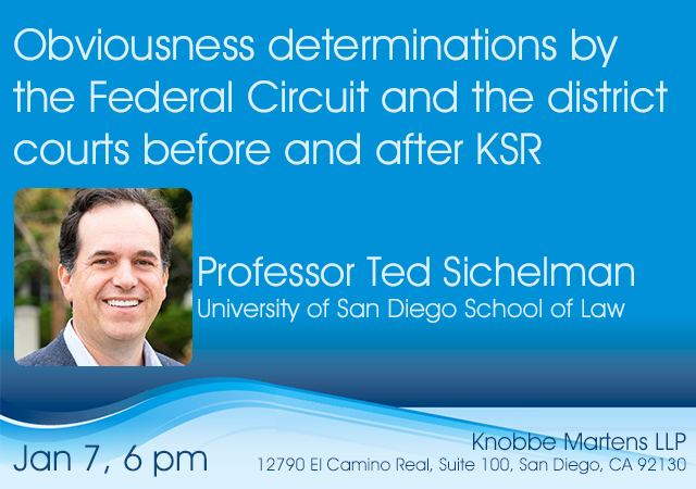 Obviousness determinations by the Federal Circuit and the district courts before and after KSR
