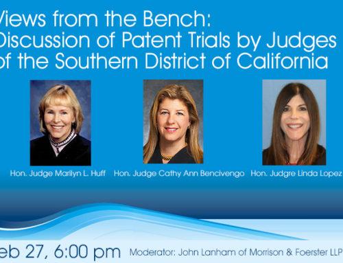 Feb 27 Judges Panel Event