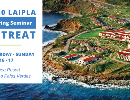 LAIPLA Spring Seminar Retreat May 16 & 17