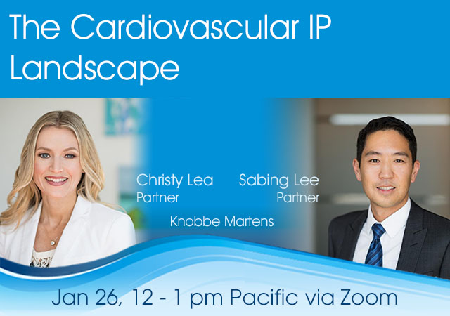 The Cardiovascular IP Landscape